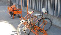 В ресторан на велосипеде