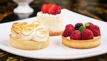 Новые десерты в «Кемпински Мойка 22»