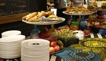 Деловые обеды и особый бранч в ресторане «Maritori»