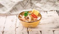 Сытного обеда: в «Нияма» новое меню ланчей