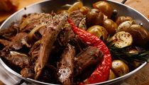 Новые блюда в ресторанах «Бизон»