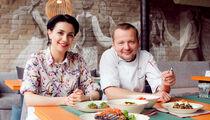 Армянский обед с Анной Мелкумян