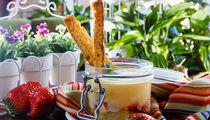 Три новых десерта на День Рождения «Рукколы»