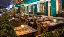 Открытие веранды и летнее меню в «Villa Pasta»