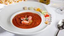 Холодные супы разбавили сезонное меню «Момо»