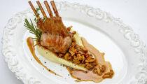 Лисички в меню ресторана «Buono»