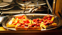Главная ягода сезона или клубника в кафе Финляндии