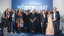 Названы самые популярные рестораны 2015 года по версии премии Where to eat Санкт-Петербург