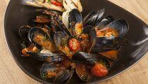 Seafood Bar в таверне «Ехал Грека через реку»