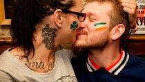 День влюбленных в пабах «O'Hooligans»
