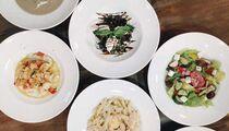 Новые бизнес-ланчи в Dobro bar&kitchen