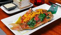 Новые блюда в Novikov restaurant&bar
