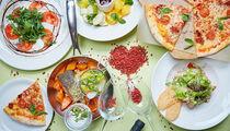 День святого Валентина в сети кафе «Руккола»
