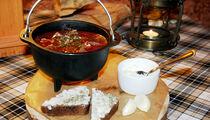 10 диких новинок в ресторане «Шотландская клетка»