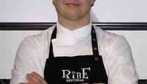 Новый шеф-повар ресторана «Ribe»