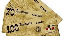 «Болоньеро» - фирменные банкноты ресторана «Болоньезе»