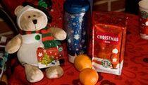 Кофейни «Starbucks» открывают зимний сезон