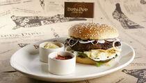 Сезон бургеров в ресторанах «Биф&Риф»