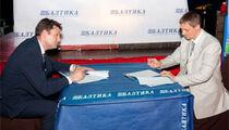 Компания «Балтика» презентовала пособие для барменов