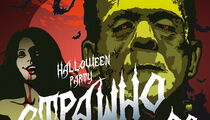 Halloween в Мумий Тролль music bar