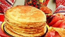Масленица в кафе «Алан Аш» на Кулагина
