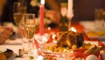 Новогодняя ночь в ресторане «Марсель»