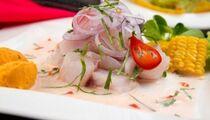 Фестиваль перуанской кухни в ресторане «Рыбный базар»