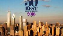 S. Pellegrino и Acqua Panna приглашают Россию присоединиться к трансляции церемонии The World's 50 Best Restaurants 2016