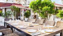 Веранда на крыше и летнее меню ресторана «Кувшин»