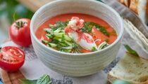 Холодные супы в «Erwin. РекаМореОкеан»