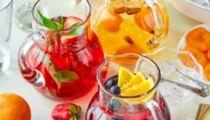 Летние лимонады в Ribambelle