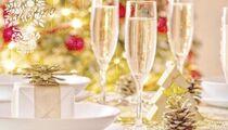 Новогодние корпоративные предложения в ресторане «Палермо»