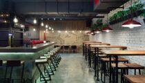 Открытие: бар «Косой Маркс» на Таганке