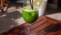 Жидкие салаты в «Остерии Бьянка»