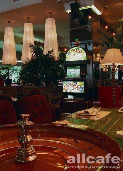 Новый арбат кафе казино хеппи карта играть