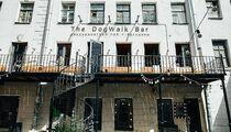 The DogWalk Bar & CatWalk Stage