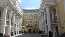 Лобби-бар гостиницы Государственного Эрмитажа