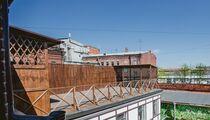 Весенний Лофт на крыше