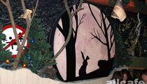 Гнеzдо перелетного Zaйца / Гнездо перелетного зайца