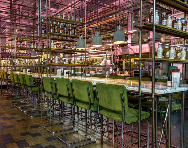 кукумбер ресторан открытие фото исследования