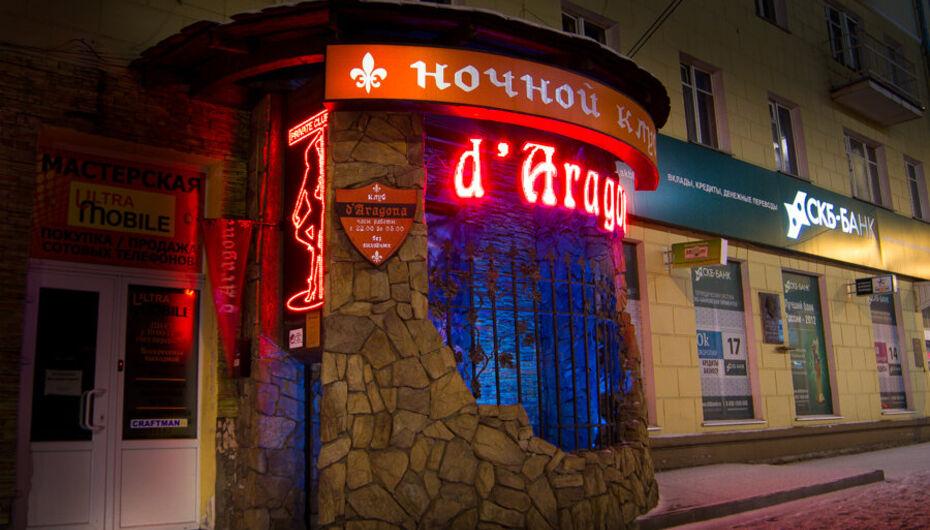 Арагона ночной клуб а воронеж дискотеки танцевальные клубы москвы