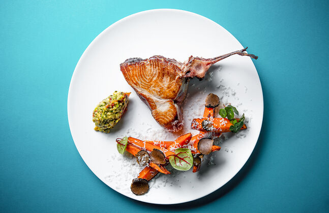 Рыбные рестораны