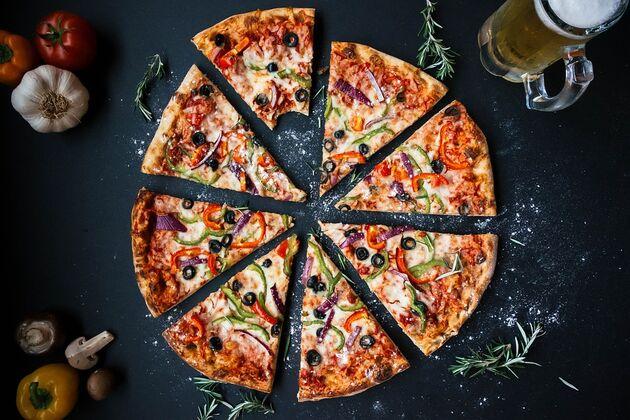 Лучшие пиццерии