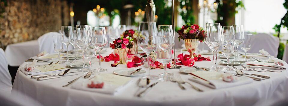 Рестораны для свадьбы