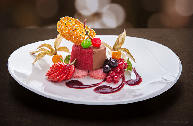 Десерты в ресторанах