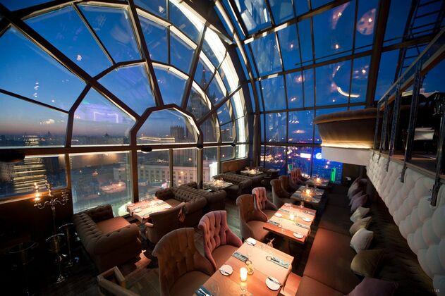Лучшие панорамные рестораны
