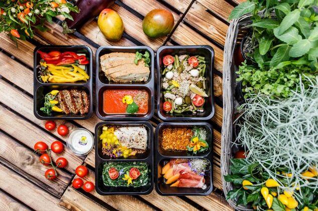 Доставка еды из ресторанов