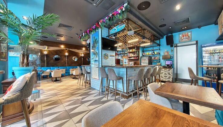 Рестораны, кафе и бары Санкт-Петербурга