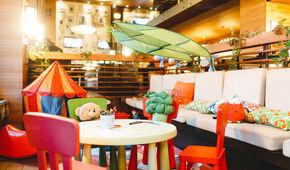 детские клубы рестораны москвы