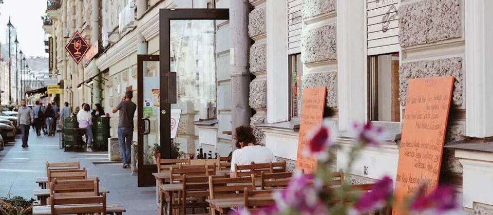 Рестораны на улице Рубинштейна в Санкт-Петербурге